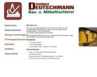 bau u mbeltischlerei deutschmann thomas berlin pankow tischlerei. Black Bedroom Furniture Sets. Home Design Ideas