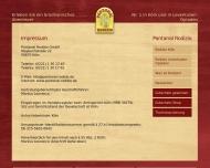 Website PANTANAL RODIZIO