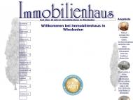 Bild Webseite IMMOBILIENHAUS in Wiesbaden Angelika Weckbach Wiesbaden