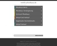 Bild Webseite Rosenkranz Berlin
