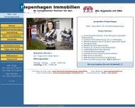 Bild Webseite AUFINA-Piepenhagen Berlin