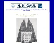 Bild H. K. Gaul Immobilien-Gesellschaft mbH
