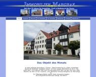 Bild Webseite  Neuburg an der Donau