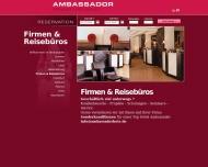 Website Hotel Ambassador