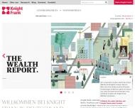 Bild Webseite Metropol Immobilien Vermittlung  u. Verwaltung Frankfurt