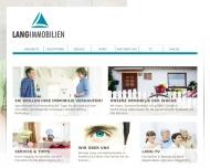 Bild Webseite Lang Frankfurt