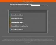 Bild Webseite Wildgrube Ute und Bernd Immobillien Magdeburg