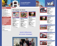 Website Vorpahl & Pfeiffer Immobilien