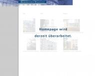 Bild Webseite Werner Bernhard Immoblien Hamburg