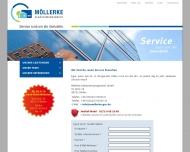 Bild Webseite ISD Immobilienservice Düsseldorf Düsseldorf