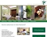 Hotel Palmenhof, Frankfurt am Main Hotel Palmenhof