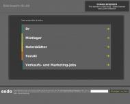 Bild Webseite Dr. Biermann & Partner Immobilien Hamburg