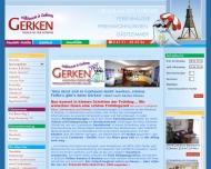 Bild Webseite  Cuxhaven