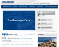 Bild Webseite Richert & Oertel Dresden