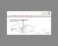 Bild Webseite PRIMUM Gesellschaft für Projektentwicklung u. Grundbesitz Nürnberg