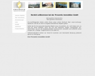Immmobilien in Dortmund Proventis Immobilien GmbH - Ihr starker Partner