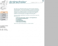 Bild Webseite Dr. Drechsler Immobilien Nürnberg