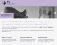 Bild IPU Immobilien- und Projektentwicklungsgesellschaft Ulm mbH