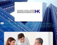 Bild Webseite Hasse Stephan Immobilien- u. Maklerservice Dresden
