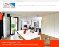 Bild Webseite Köln-Aachener Grundbesitz- und Projektentwicklungsgesellschaft Köln