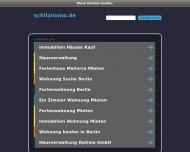 Bild Webseite Immobilien Schilz Horst-W. Schilz Mainz