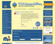 Bild Webseite Top-Immobilien Berlin