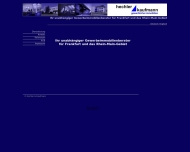 Bild Webseite Hechler & Kaufmann Inhaber Manfred Kaufmann Frankfurt