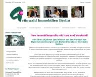 Bild Webseite Grünwald Bärbel Berlin