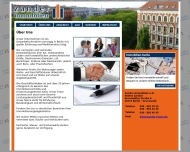 Website Zander Immobilien e. Kfm.