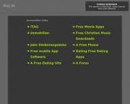 Bild Webseite ITAG Immobilien-Treuhand und Vermögensanlage Berlin
