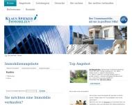 Website Spieker Klaus