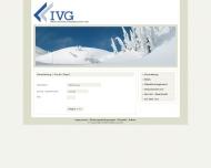 Bild Webseite IVG Immobilienverwaltungsgesellschaft Magdeburg