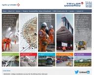 Bild Webseite Taylor Wimpey Spanien-Immobilien Köln