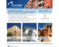 Website ImmoTek