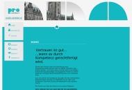 Bild Webseite PROCONSULT Gesellschaft für gewerbliche Immobilienvermittlung Hamburg