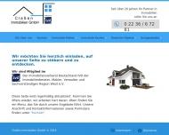 Bild Webseite Claßen Immobilien Köln