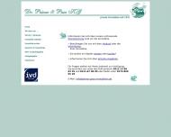 Bild Webseite Peiner & Paas Düsseldorf