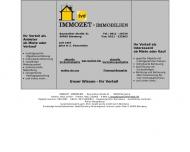 Bild Webseite Immozet - Immobilien Inh. Rainer Neugebauer Nürnberg