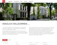 Bild Webseite Deckwitz Immobilien Berlin