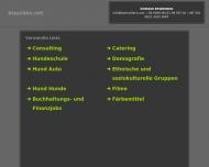 Bild Webseite HKB Blaschke Köln