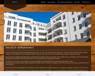 Bild Webseite Deter Michael Immobilien u. Servicebüro Magdeburg