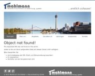 Bild Webseite mahlmann immobilien + hausverwaltung Düsseldorf