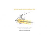 Bild Webseite MSK Immobilien Köln