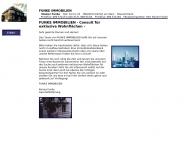 Bild Webseite Funke Rainer Immobilien Frankfurt