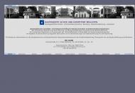 Bild Webseite BCI Ges. f. Baumanagement Hamburg