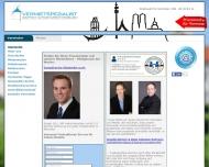 Bild Webseite Vermietspezialist Bartsch & Rozmarin Immobilien München