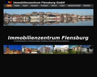 Website Immobilienzentrum Flensburg