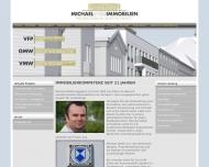 Bild Webseite Allgemeine Immobilien Makler & Service Hamburg