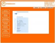 Website CS-Immobilien Christina Schmittner