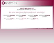 Bild Webseite Engel & Völkers Niendorf/Schnelsen Wohnimmobilien Vermittlung Hamburg